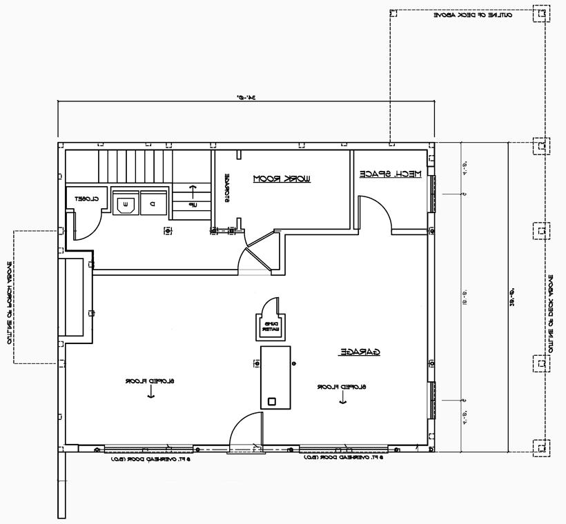 Carriage house plans with photos Carriage barn plans