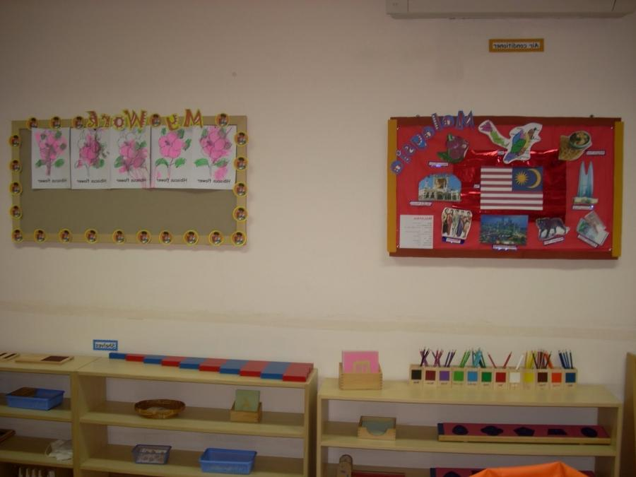 Modern Montessori Classroom ~ Classroom montessori photo