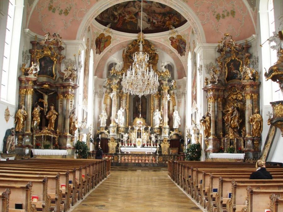 Church Interior Photo