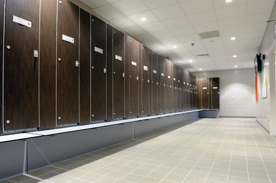 Compact Grade Laminate Locker Panels