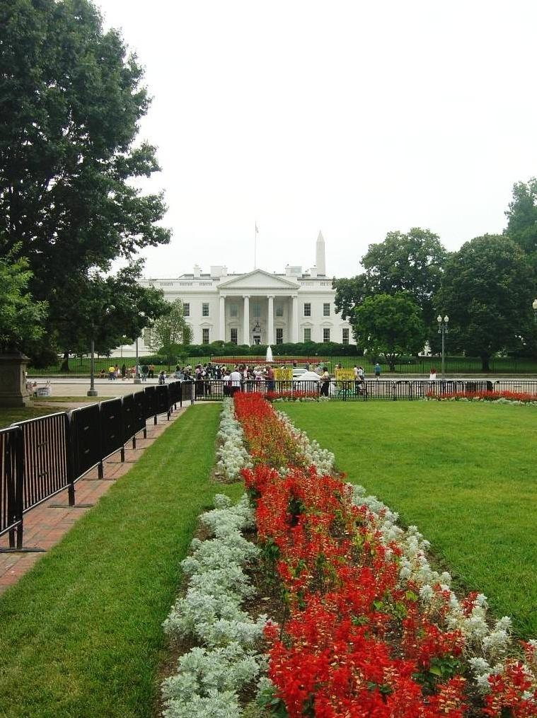 White House Garden Photos