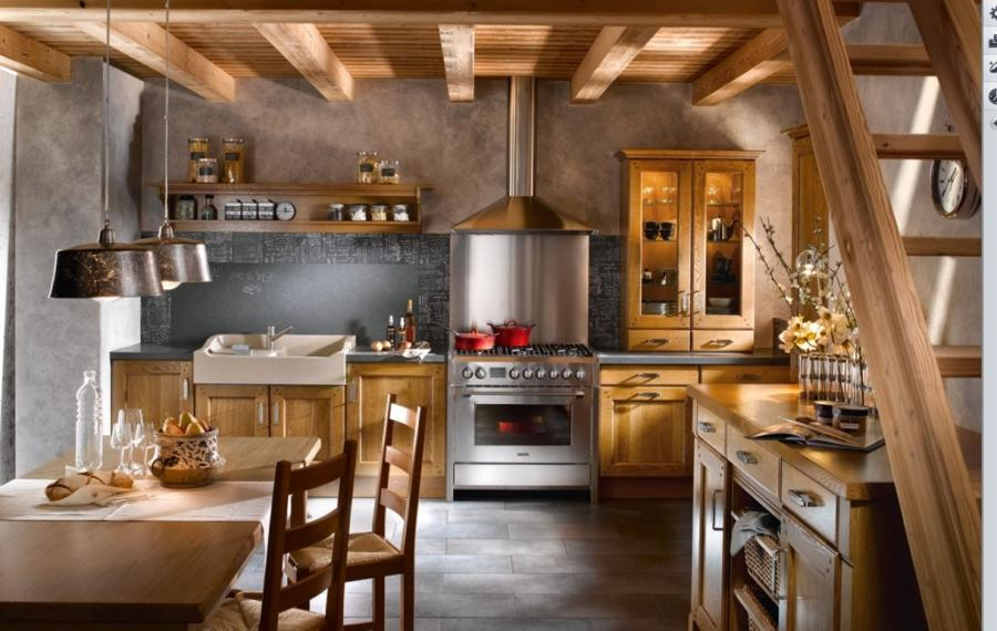 Kitchen Design : Modern French Kitchen Designs Kitchen Canisters...