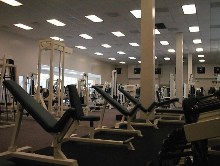 Interior Design Photos Gym