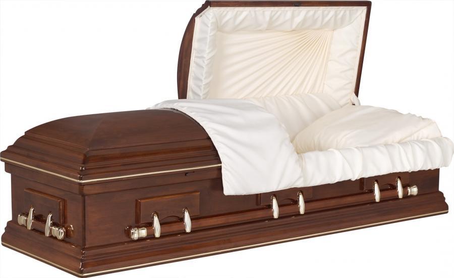 photos of dead people in caskets