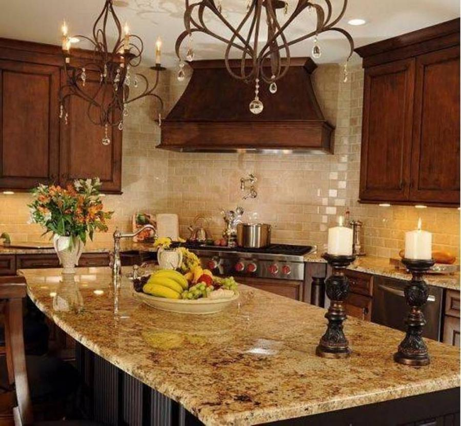 Tuscan kitchen designs photo gallery for Tuscan kitchen ideas