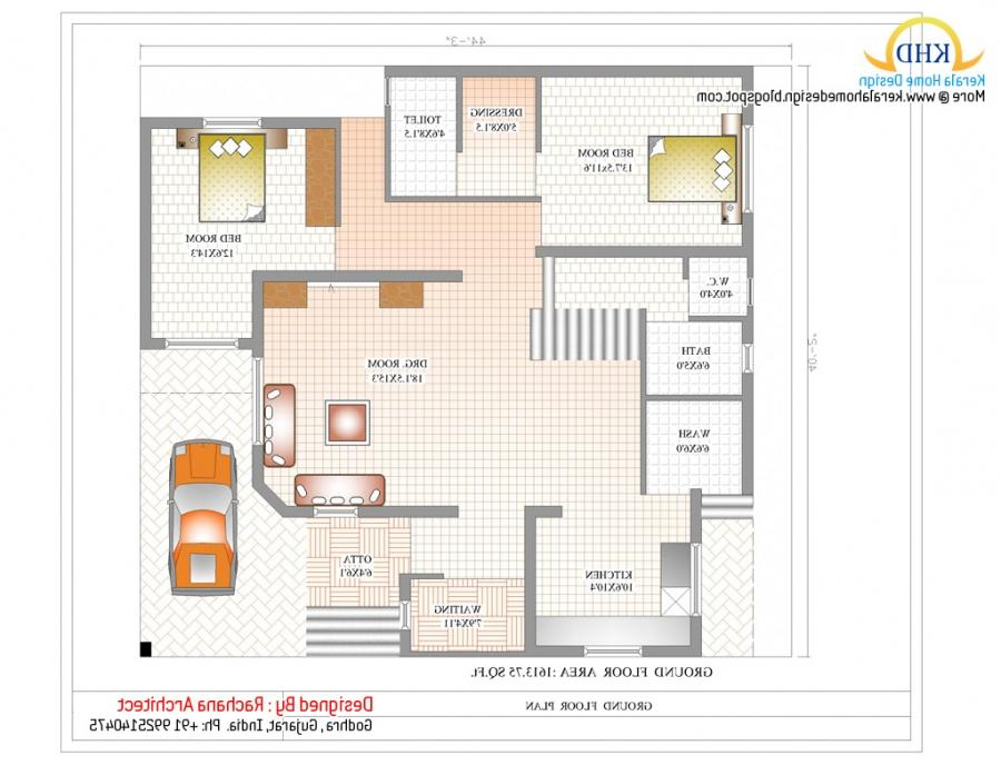 Kerala Duplex House Plans With Photos