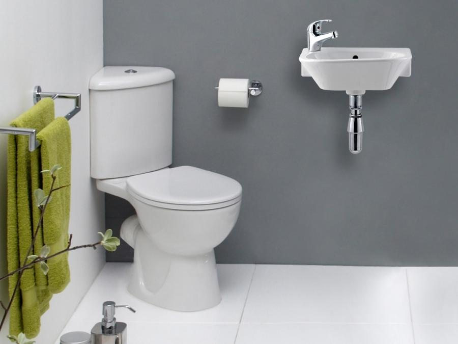 Photos of small cloakrooms Small bathroom cost uk