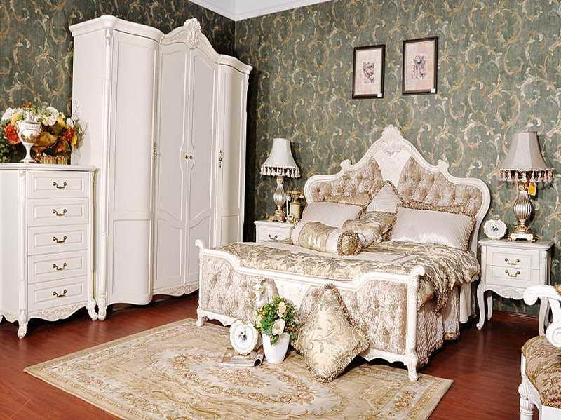 Gallery of French Bedroom Design Ideas