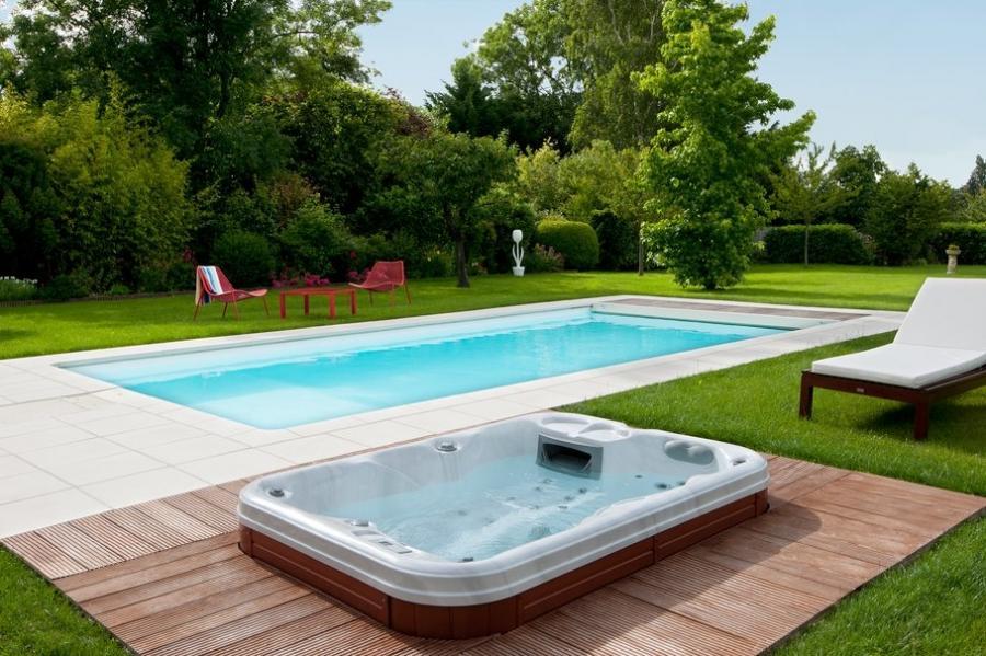 Photo decoration piscine exterieur - Deco exterieur piscine ...