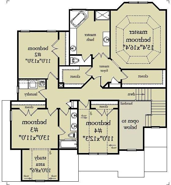 2 Floor House Plans With Photos