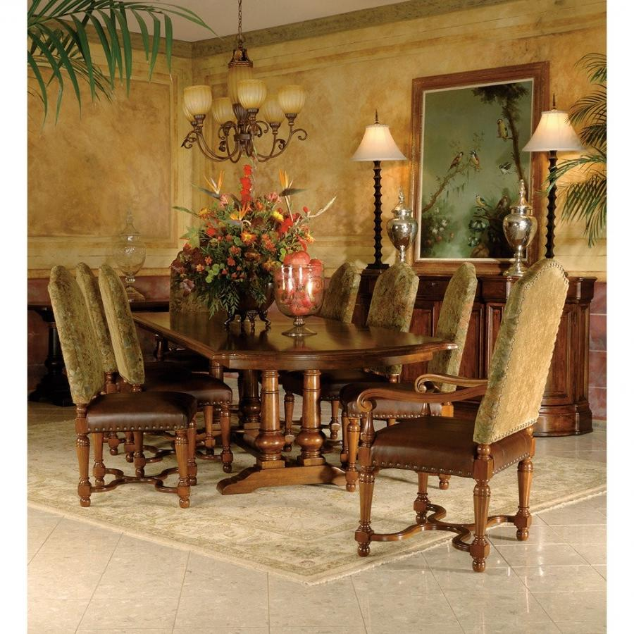 Tuscan Style Dining Room Furniture: Tuscan Style Dining Room Photos