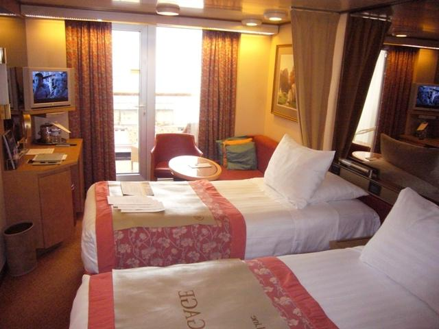 holland america oosterdam cabin reviews