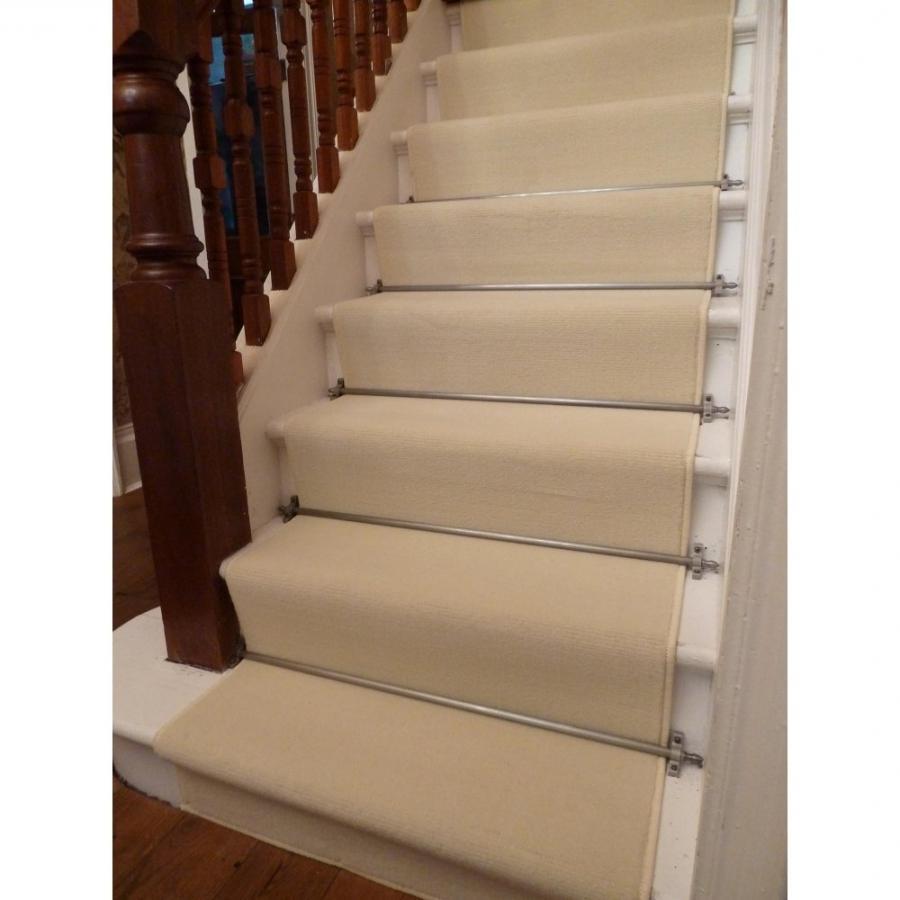 Carpet On Stairs Or WoodStair Runners Alternative