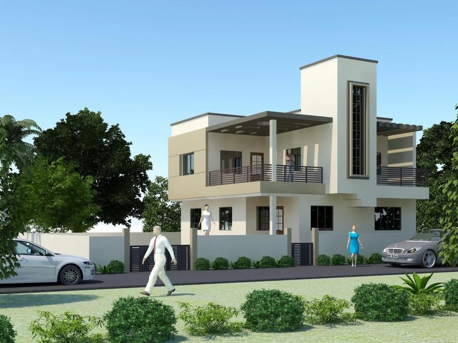 Architecture Designing Elevation Houses India