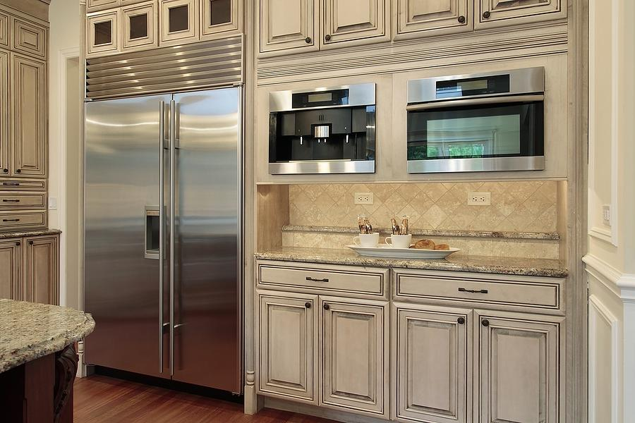 After before diego kitchen photo remodel san for Kitchen cabinets san diego