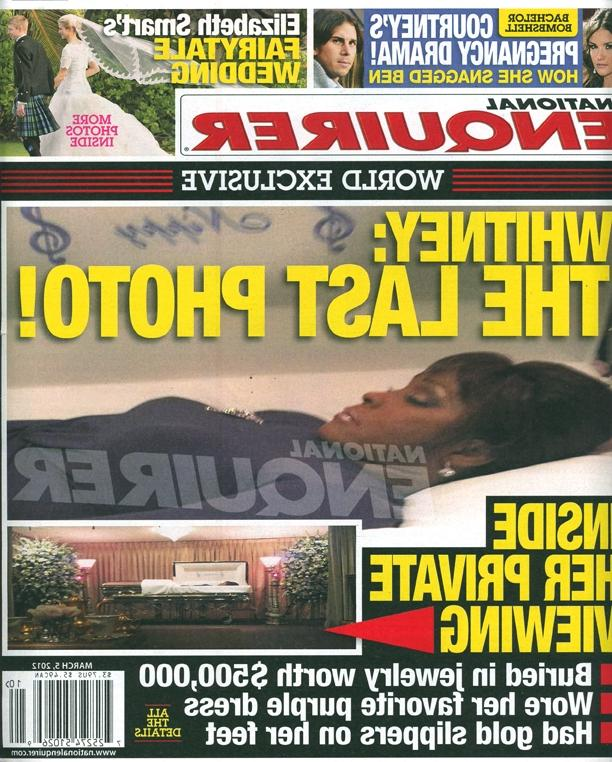 Whitney houston death date