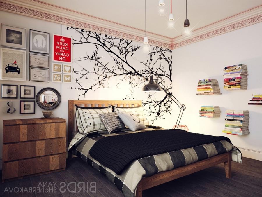 Decoration chambre avec photo for Chambre a coucher decoration