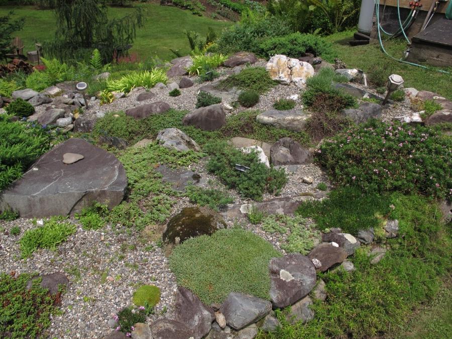 Create garden photo rock for Creating a rock garden