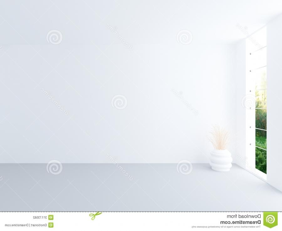 Modern Empty White Room | Architecture Interior Stock...