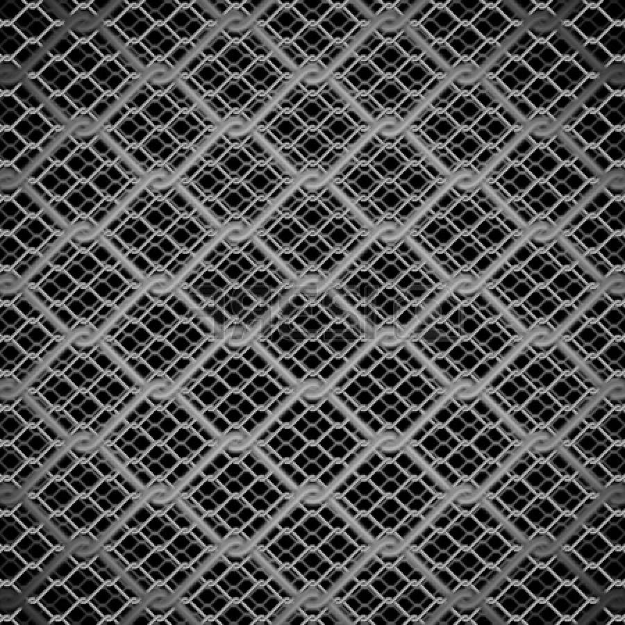 chainlink fence : metal chain link fence background