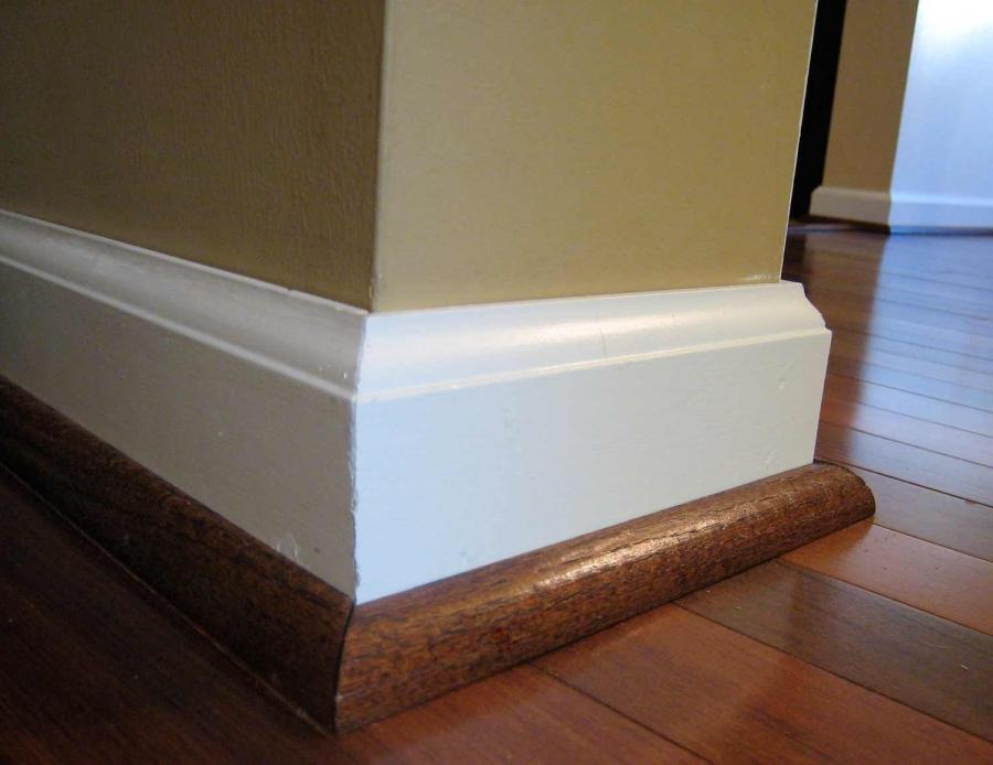 Contemporary floor moulding photos Modern floor molding