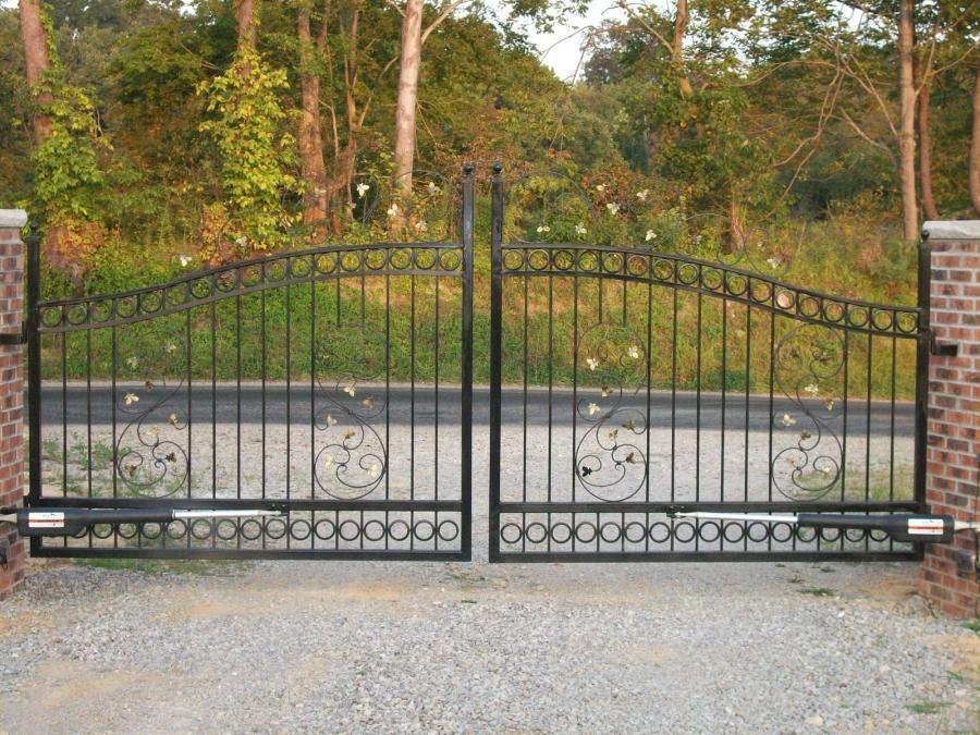 Driveway gate photos