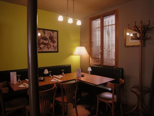 Photo decoration interieur restaurant for Decorateur interieur montreal