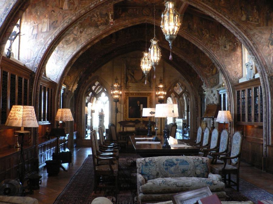 Hearst Castle Interior Photos