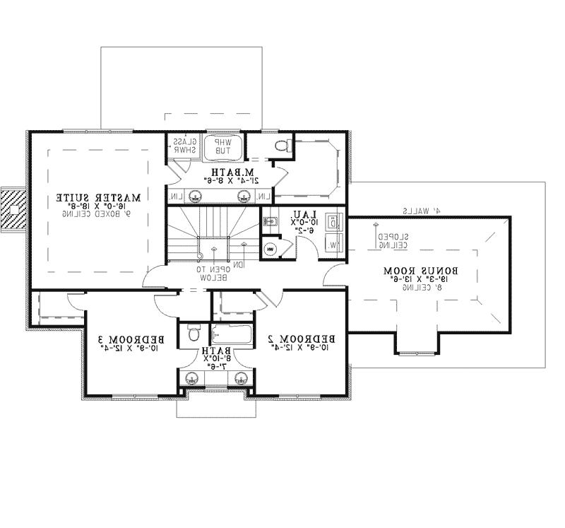 American House Plans Photos: early american home plans