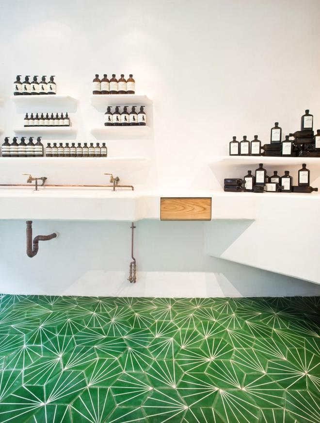 AESOP Covent Garden by Cigue