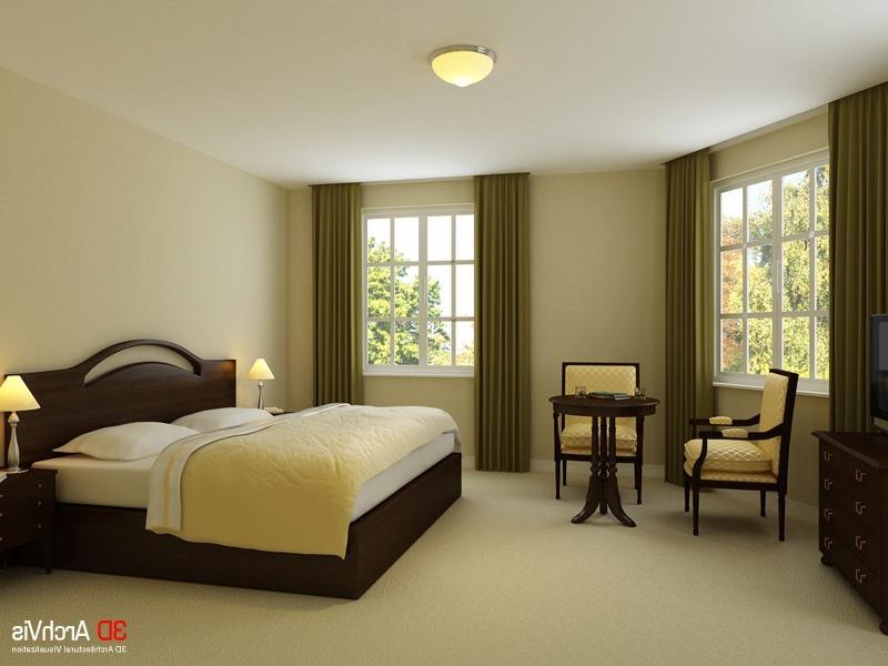 Photos Of Interiors Of Bedroom