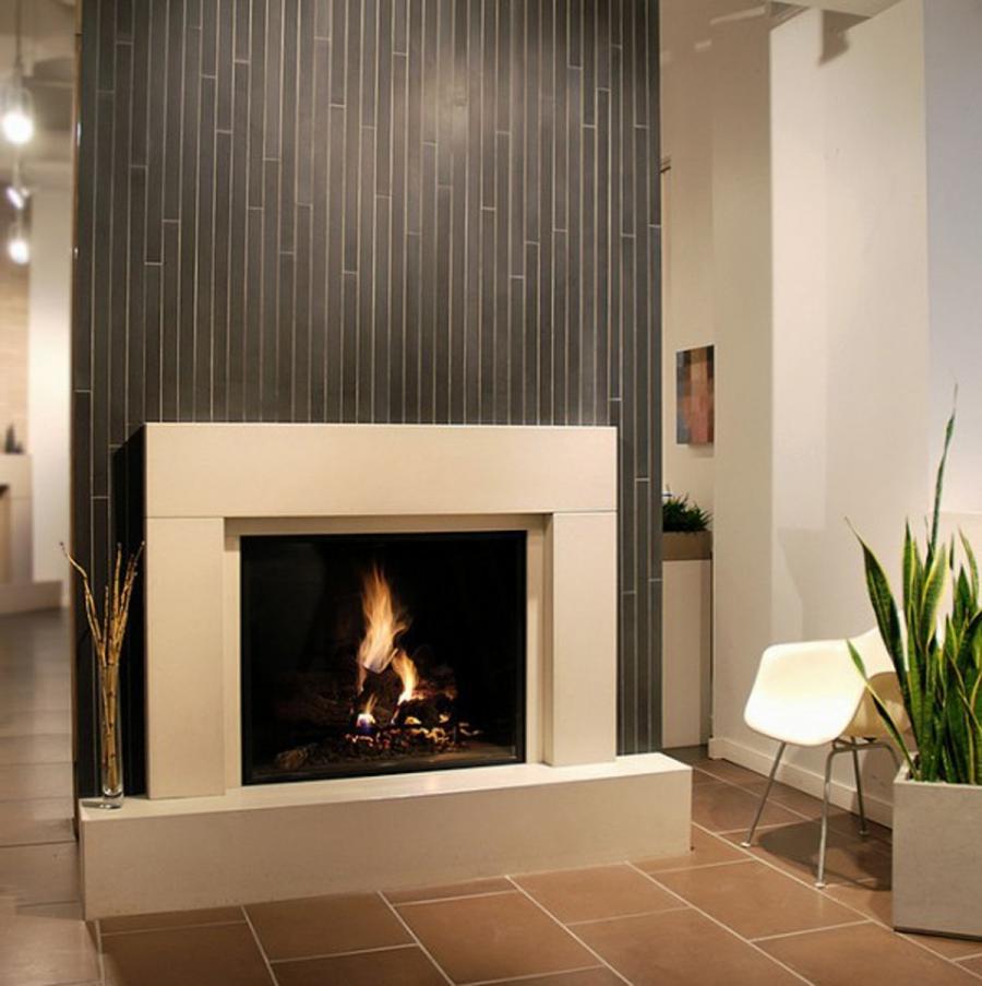 Modern Fireplace Mantels Photos