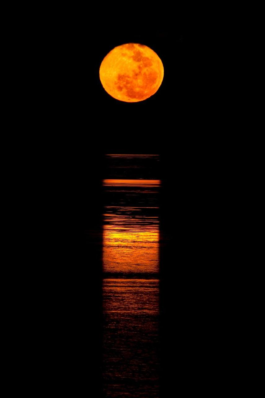 Broome Stairway To The Moon Photo