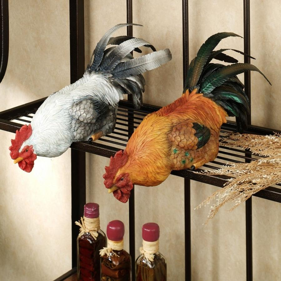 Photos of rooster kitchens - Kitchen rooster decor ...