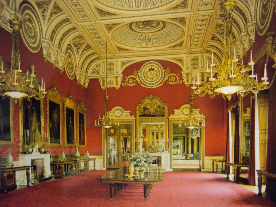 Buckingham Palace Bedrooms Photos
