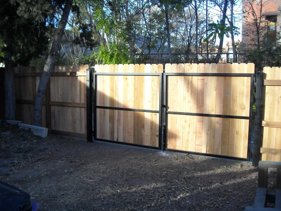 Front Yard Gates Photos
