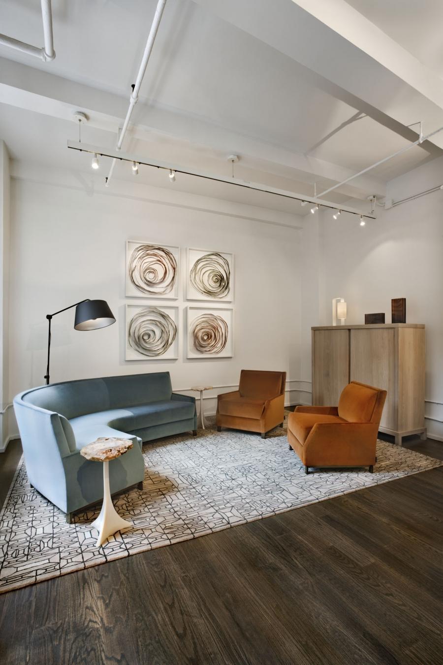 Furniture Showroom Photography