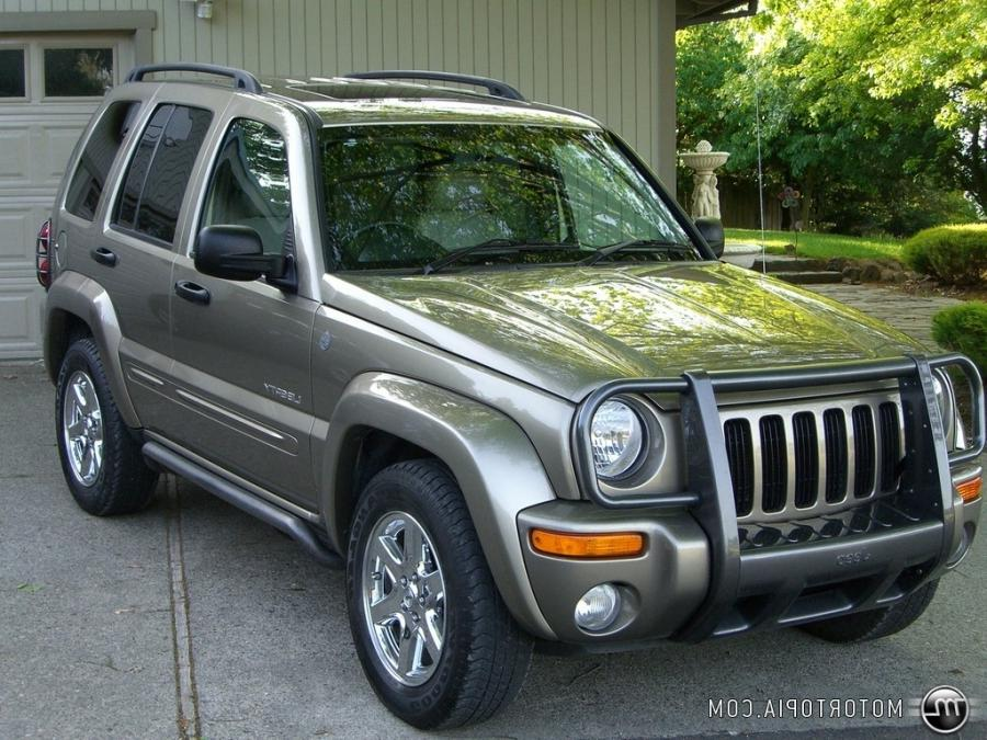 2004 jeep liberty interior photos
