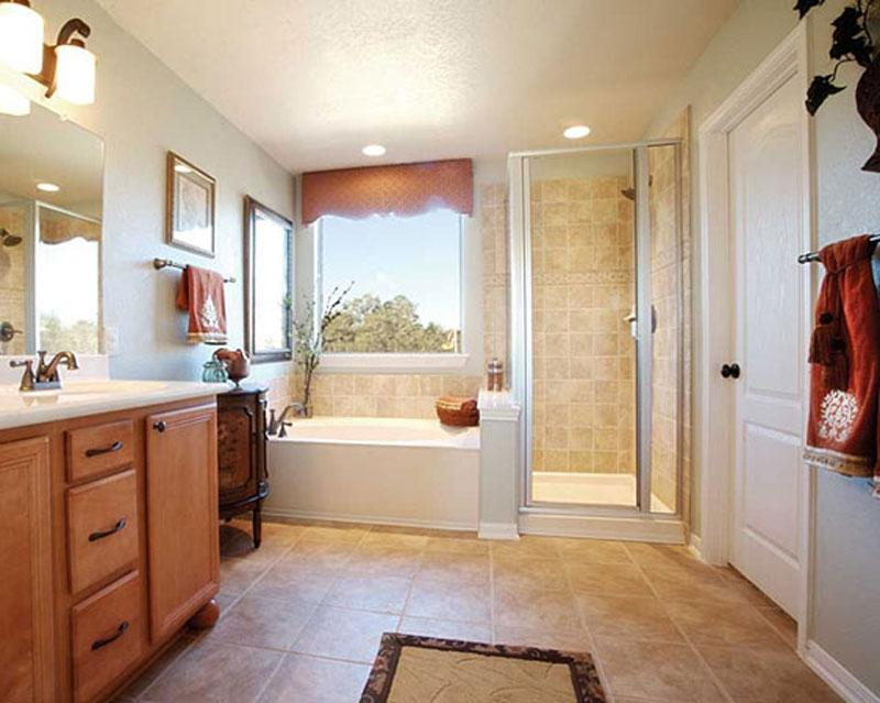 See more Bathroom remodeling examples in More Bathrooms and...