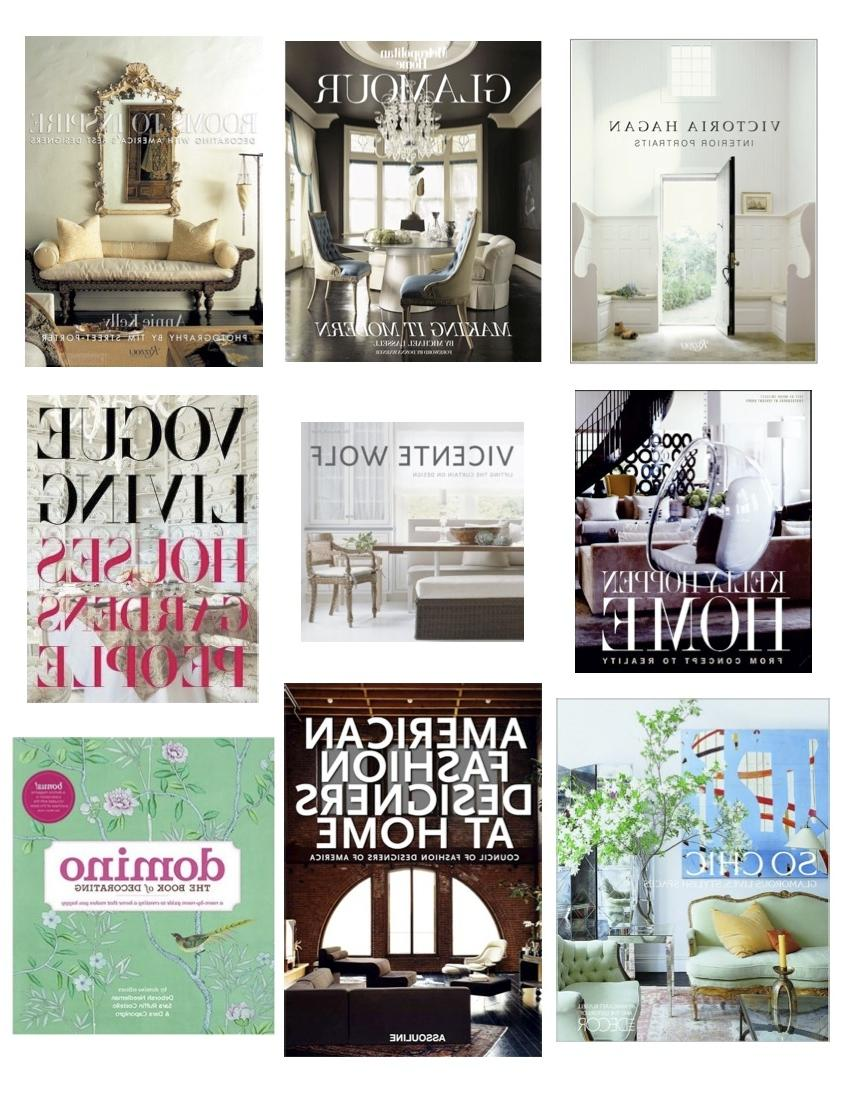 Interior design photo books for Interior design books