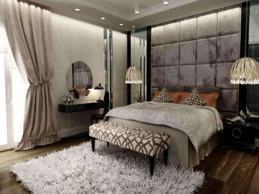 Modern Bedroom Rug: Photos Of Area Rugs In Bedrooms