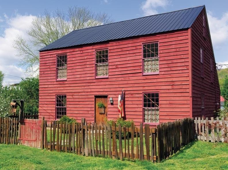 Photos Of Saltbox Houses