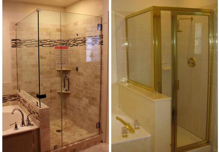Before After Photos Bathroom Remodeling