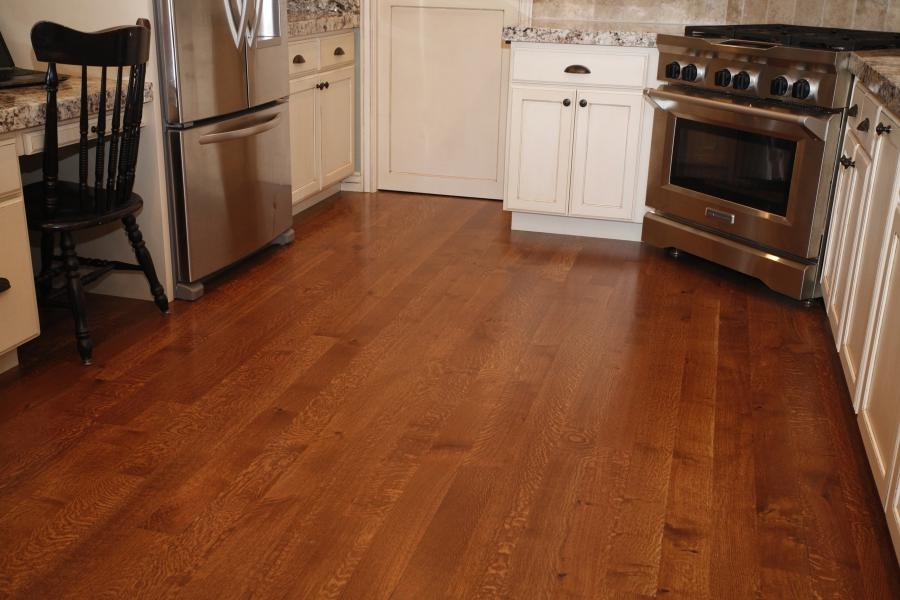 Kitchen Hardwood Floor