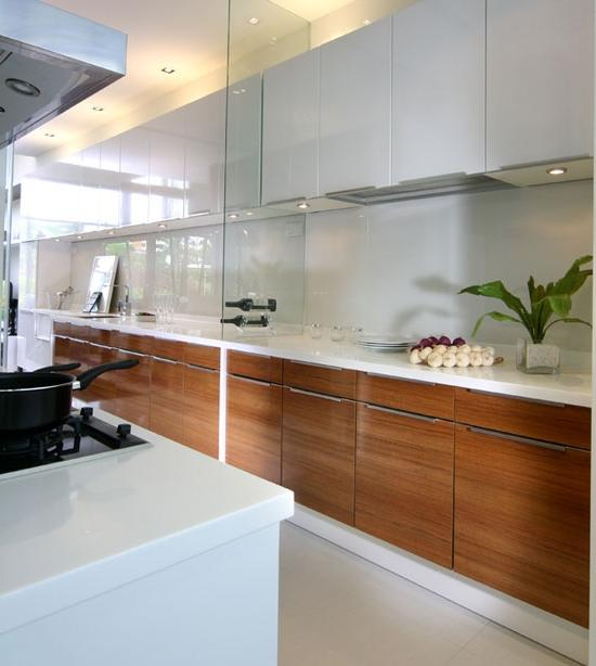 Modern Kitchen Designer Singapore: Kitchen Cabinet Design Singapore Photo Gallery