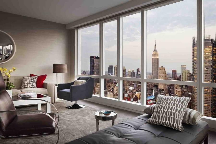 Photos of luxuary apartments in manhattan for Buy apartment in manhattan