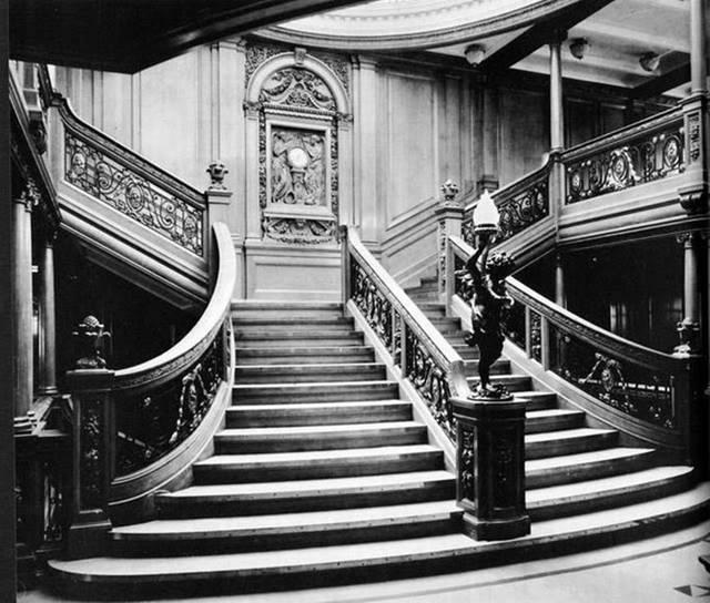Inside Titanic 2: Interior Titanic Photos