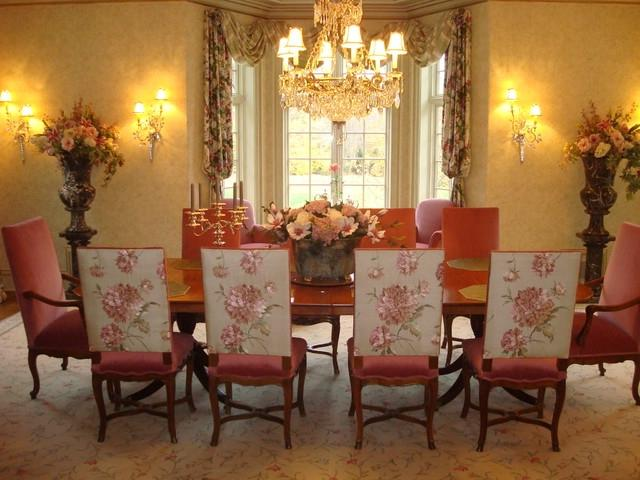 Photos Formal Dining Rooms Chateaux