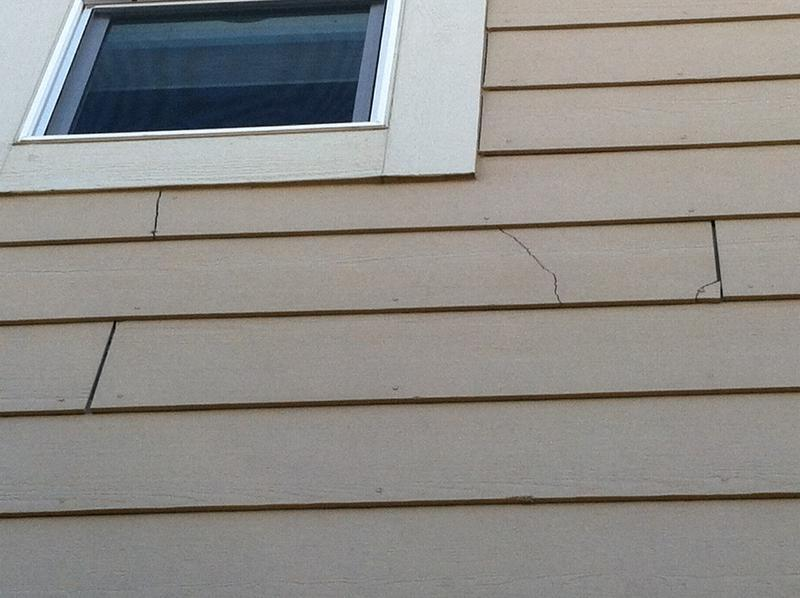 Before after lp smartside siding replacement best house for Lp smartside vs hardiplank cost