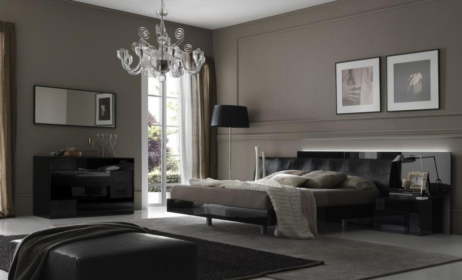 Inspirational Bedroom Design Color listed in: beautiful Bed...